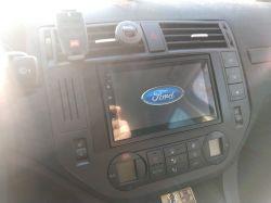Ford Focus C-Max 2.0 - Podłączenie elektryczne Radia z Androidem