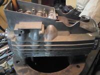 myjka KARCHER HDS 895 - Zdjęcie tarczy silnika, KARCHER HDS 895