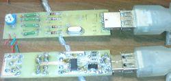 Odczyt napięcia z zasilacza impulsowego prez ADC z AVR