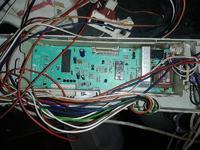 Silnik pralki Bosch v2002 - Podłączenie starego silnik pralki Bosch - opis