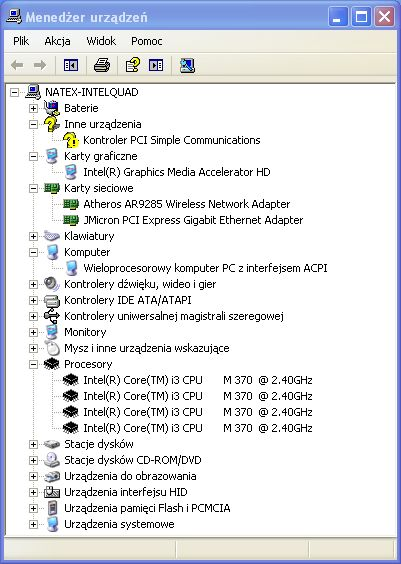 Free download pci simple communications controller driver windows 7