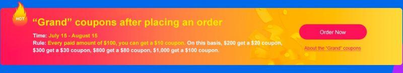 PCBWay - atrakcyjne kupony dla klientów z okazji 6. Rocznicy