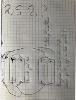 Odkurzacz samochodowy - dołączenie dodatkowych baterii