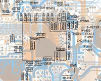 Alpine IVA D300 - Przestrojenie, zmiana kroku syntezy z US na EU