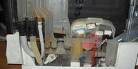 Bosch SGS5302 zmywarka - Prosz� o identyfikacj� hydrostatu ze zdj�cia