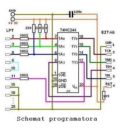 URZ0083E - Naprawa tunera Cabletech URZ0083E DVB-T po z�ym wgraniu firmware.
