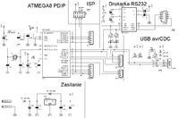 Atmega8 avr-CDC - Nie można zainstalować sterownika...