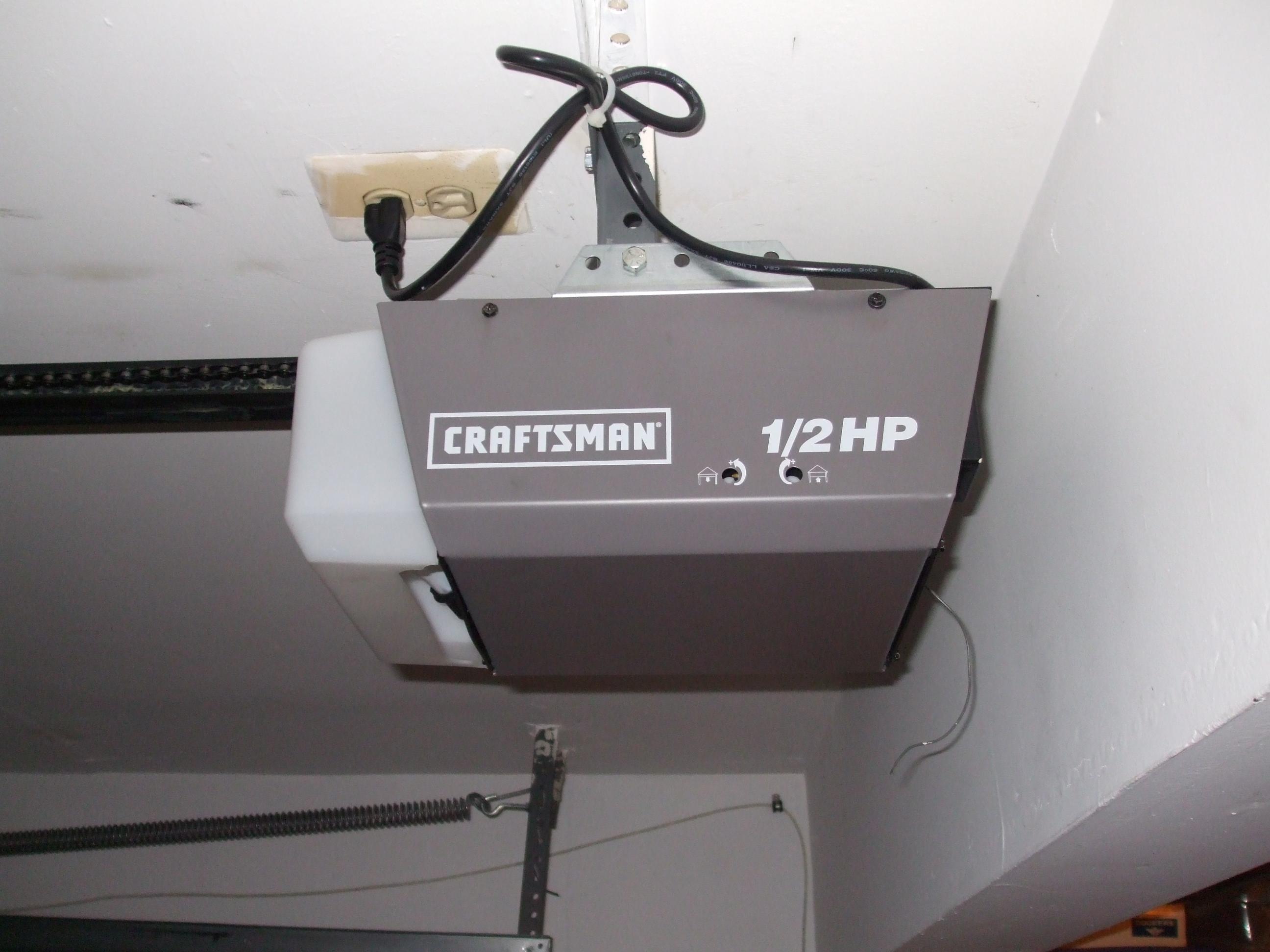 Ogromny problem z bram� gara�ow� liftmaster profesional