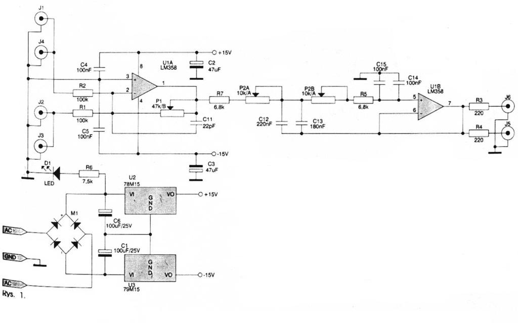 Subwoofer na STX W.30.400.8.MC i TDA7294 - elektroda.pl