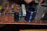 TV Samsung CW-5012ZQ Pali bezpiecznik/wejście video CVBS jak zrobić?