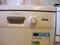 Electrolux ESF43005W - Niezgodność zapisu w instrukcji z realnym działaniem