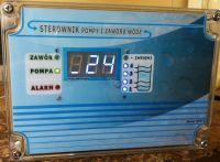 Ciśnieniowy kontroler poziomu wody