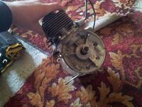 SOLO - Naprawa starego silnika dwusuwowego, uszczelka