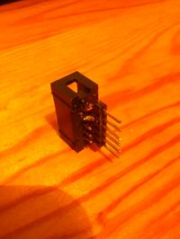 Atmega1284 - Avrdude odczytuje tylko raz, uszkodzony mikrokontroler?
