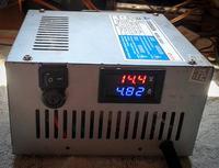 Kolejna ładowarka akumulatorów na AVT2715