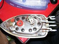 Philips Azur 4320 - Żelazko Philips Azur 4320 wyrzuca różnicówkę.