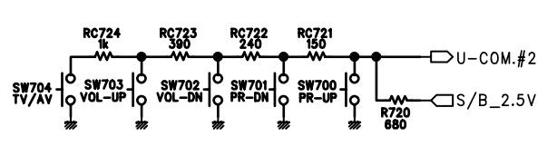 DAEWOO DTK-29U7K-100d - sam si� �cisza lub prze��cza