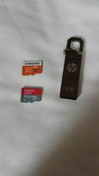 sandisk 512gb micro SD prawdziwa pojemnosc ?