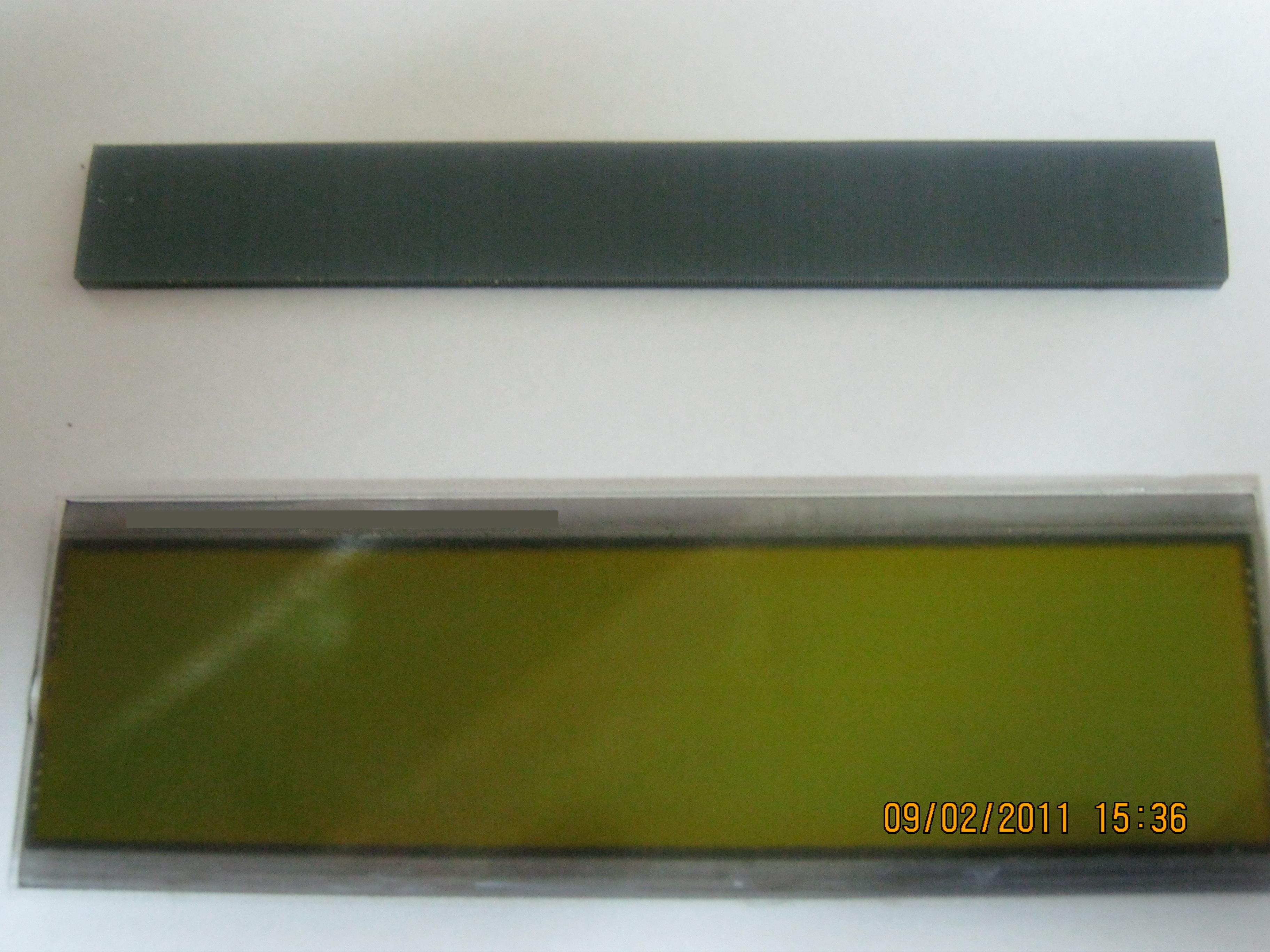 Naprawa zepsutych pikseli w ma�ych wy�wietlaczach LCD