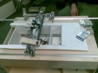 Domowa drukarka 3d, metoda natryskowa