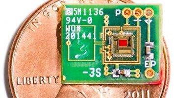 Implantowana elektronika zasilana napi�ciem z ucha wewn�trznego