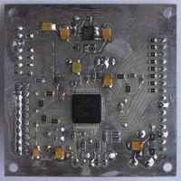 Generator DDS na AD9851 i ARM LPC2138