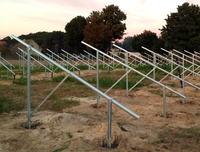 Instalacja FOTOWOLTAICZNA 40 kW na gruncie - log z budowy, foto, opis, PRODUKCJA