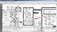 Amplituner Hitachi HTD-G2 brak regulacji głośności i balansu
