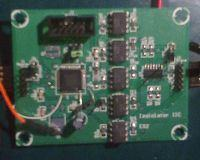 Izolowany galwanicznie IIC 10Mb/s o zasięgu 1200m.