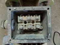 Podłączenie silnika poprzez styczniki