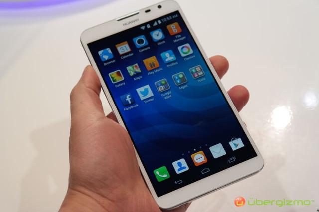 Huawei zamierza wyprodukowa� 80 mln smartofn�w w 2014 r.