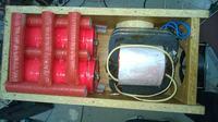 Budowa ozonatora (wytwornicy ozonu)