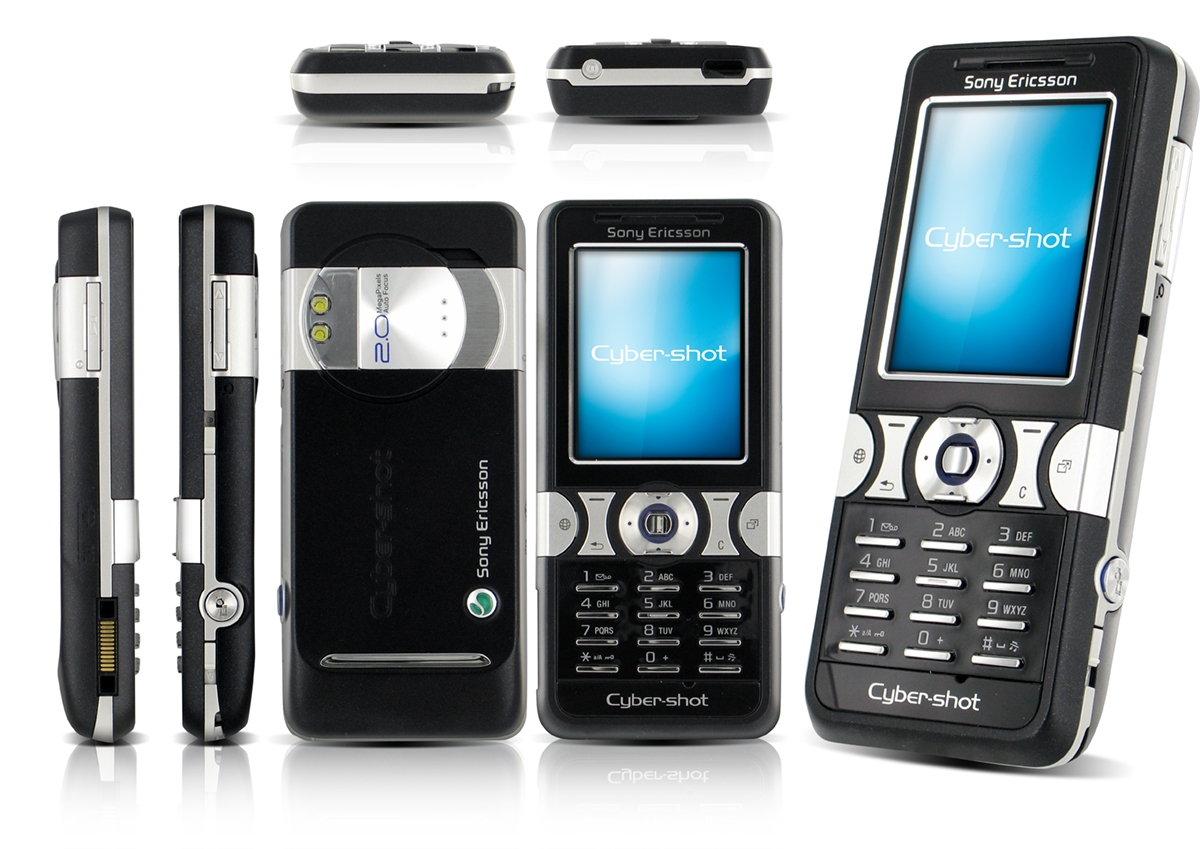 RE: Zalany Sony Ericsson K550I