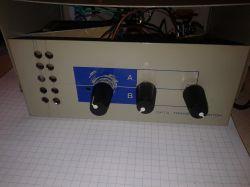 Mikser audio, przesłuch pomiędzy kanałami.