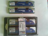 [Sprzedam] 2 x 1024 Mb DDR2 Kingston HyperX 800 Mhz