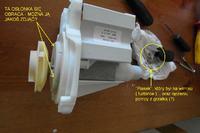 Zmywarka Whirlpool ADG 7556/1 - nalewa wode po chwili wylewa, pika 4 razy