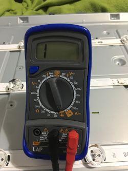 Podswietlenie led LG 47lb561v - Podswietlenie led, wymiana paskow led