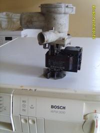 pralka Bosch WFM3010 pompa wody - kupi�