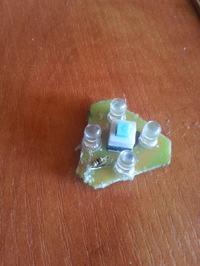 Latarka/lampka na usb(5v), jak zrobić, jaki rezystor potrzebuje?