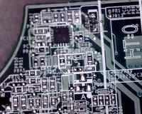 Laptop HP DV5 nie startuje spalona dioda.