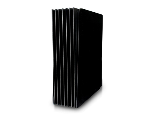 HFX Micro Tower V2 - miniaturowa obudowa radiator z aluminium