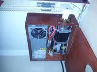 Elektryczne zas�ony na Atmega8 sterowane IR