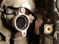 Mazda 3 - dymi mocno na czarno
