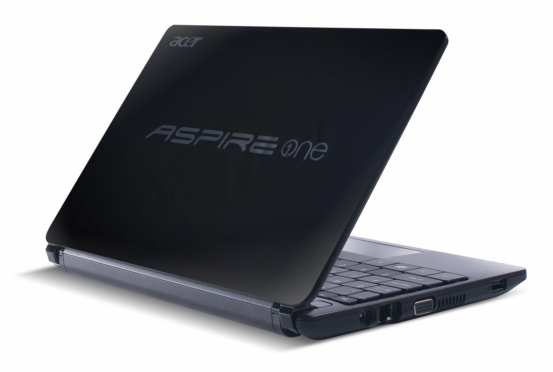 Acer Aspire One AOD257 - netbook z dwurdzeniowym Atom N570 w sprzeda�y
