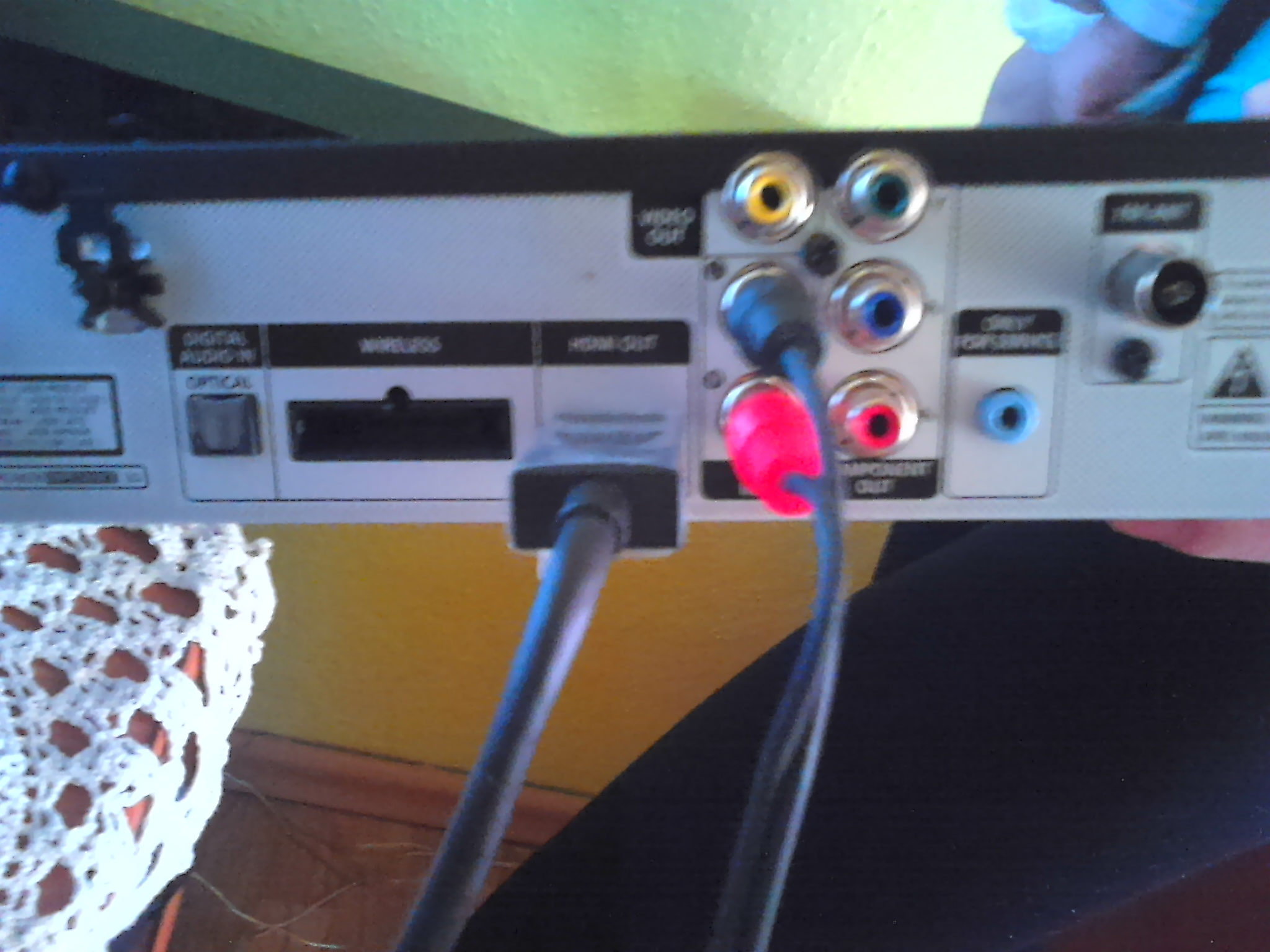 Kino samsung HT-D550 5.1 + Dekoder Vectra + Tv Led / Nie mo�liwe ? ! ?