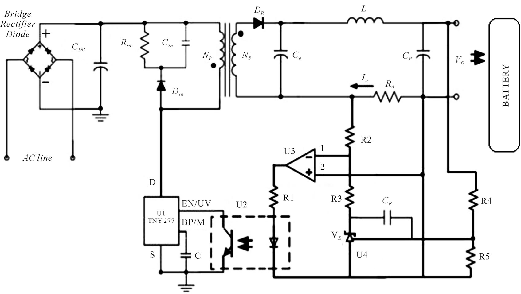 led constant curent source driver
