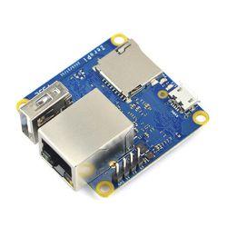 ZeroPi - mały jednopłytkowy komputer z Allwinner H3 i GbE