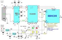 Motorola 68HC11F1 - Jaki programator?