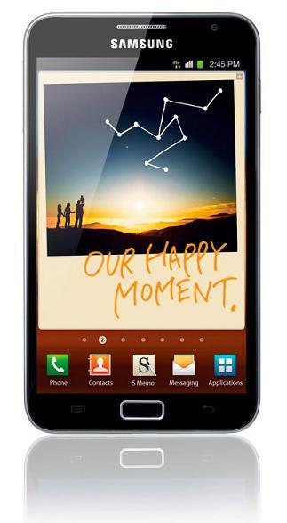 Samsung Galaxy Note 5,3-calowy telefon/tablet z systemem Android