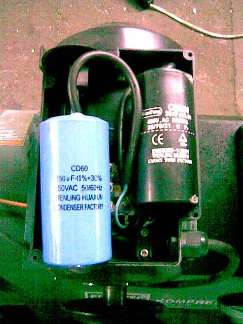 Silnik YL90S-2 (1,5kW/230V) buczy, zaraz si� wy��cza